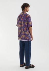PULL&BEAR - Shirt - purple - 2