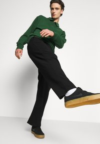 Weekday - COLE TROUSERS - Trousers - black - 3