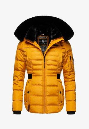 MELIKAA - Winter jacket - yellow