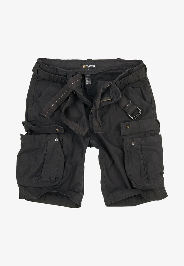 RIVFYNN - Shorts - schwarz