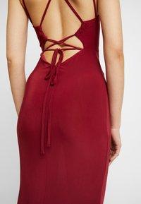 Club L London - Společenské šaty - raspberry - 5