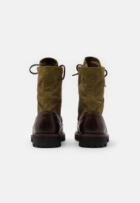 Belstaff - TROOPER BOOT - Bottines à lacets - cognac - 2