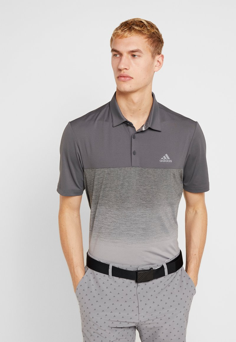 adidas Golf - Funktionstrøjer - grey six/grey three