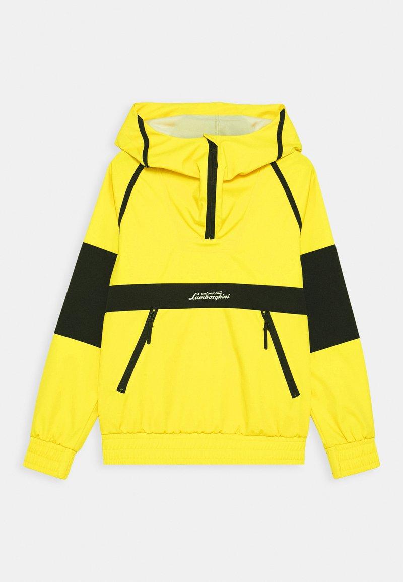 Automobili Lamborghini Kidswear - CONCEPT JACKET - Allvädersjacka - yellow tenerife