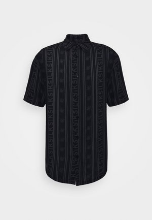 RE-RUN - Shirt - black/grey