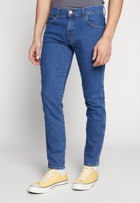 Wrangler - LARSTON - Slim fit jeans - best rocks - 0