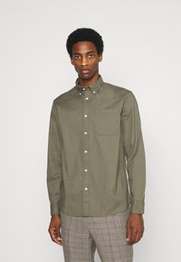 Selected Homme - SLHREGRICK FLEX - Camicia - aloe - 0