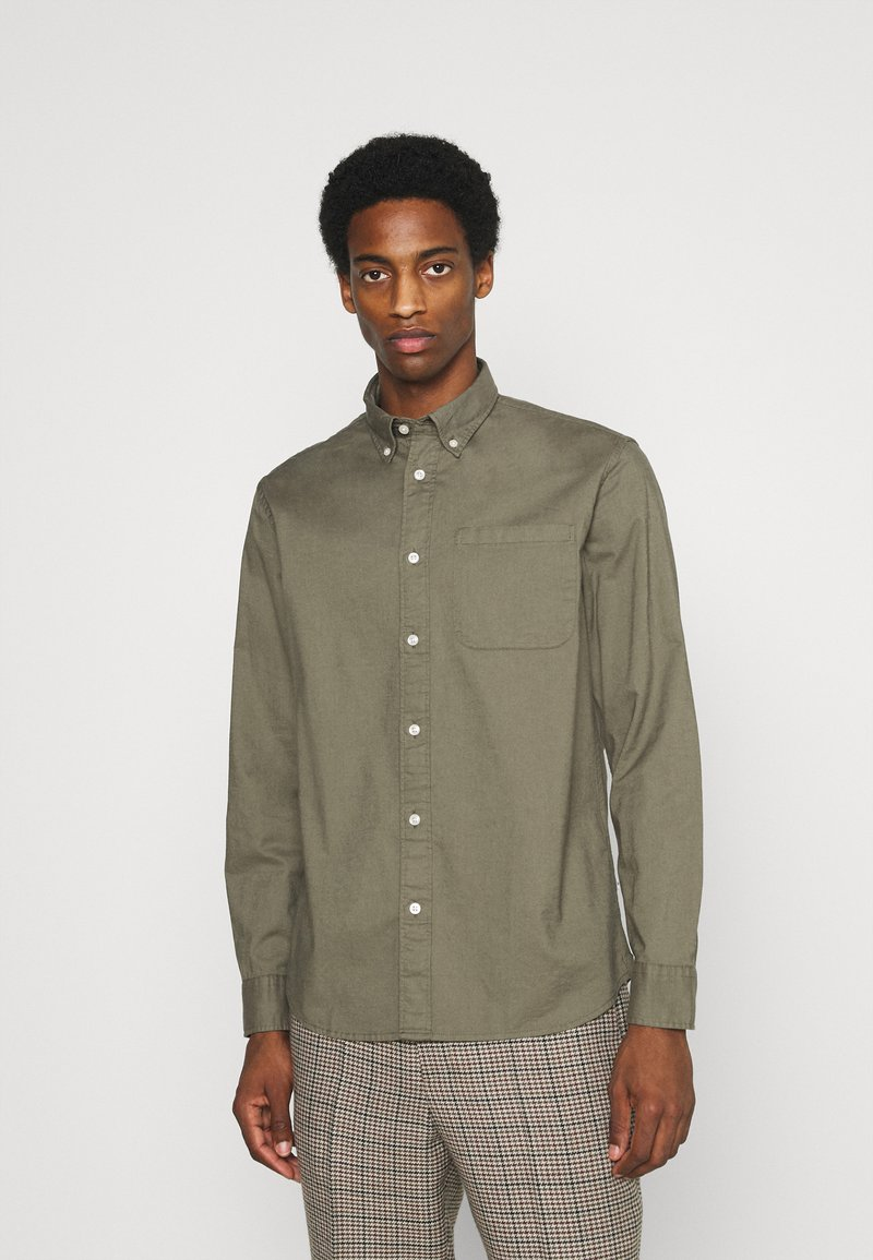 Selected Homme - SLHREGRICK FLEX - Camicia - aloe