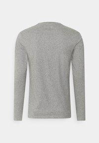 Jack & Jones - JACTROY  - Pyjama top - grey melange - 7