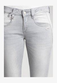 Gang - NELE - Jeans Skinny Fit - grey genoa - 5