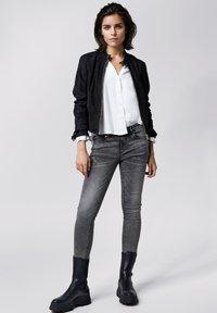 Tigha - TIMELESS RACER - Leather jacket - black - 1