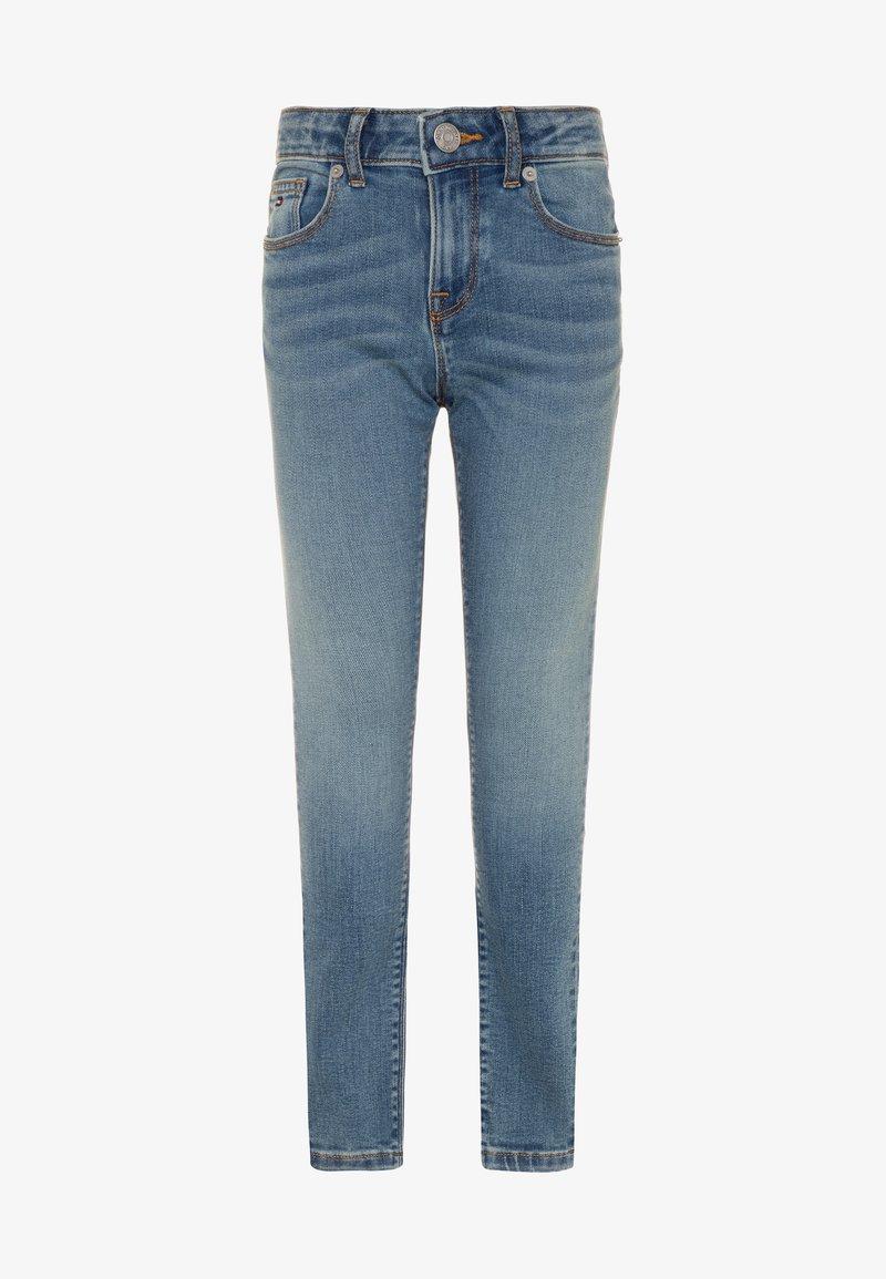 Tommy Hilfiger - NORA SUPER SKINNY  - Jeans Skinny Fit - denim