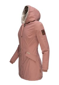 Navahoo - CRISTAL - Winter coat - terracotta - 4
