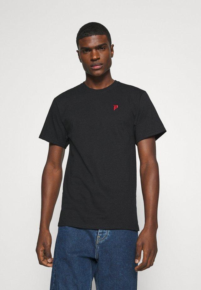 UNTAMED TEE - T-shirts med print - black