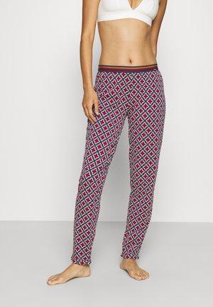 Pyjamahousut/-shortsit - boldpink