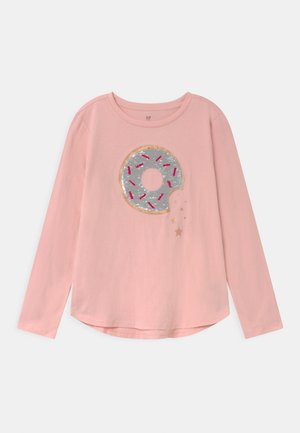 GIRL  - Long sleeved top - minimal pink