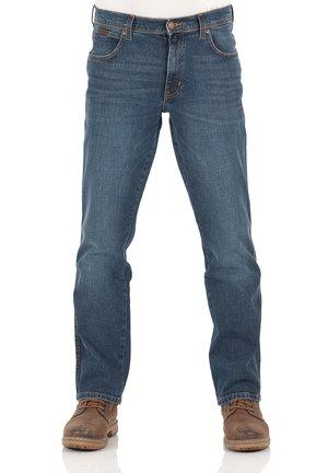 TEXAS STRETCH - Straight leg jeans - blue blast