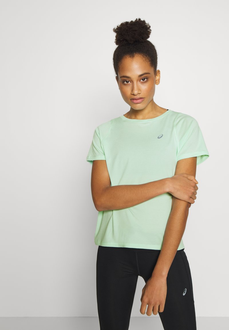 ASICS - TOKYO  - Print T-shirt - mint tint