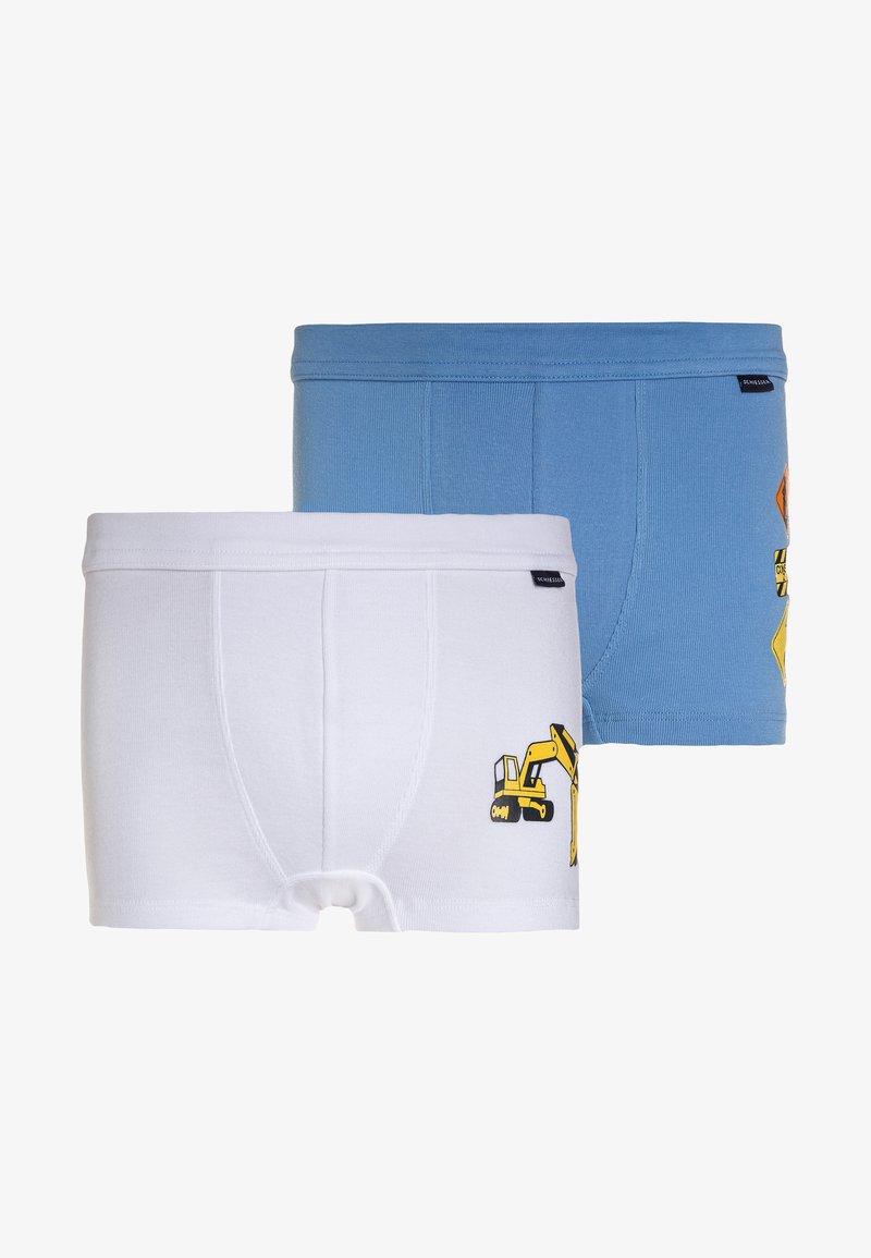 Schiesser - 2 PACK - Boxerky - blue