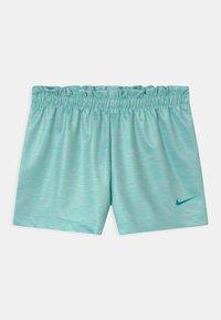 Nike Sportswear - SPACE DYE PAPERBAG  - Kraťasy - tropical twist - 0