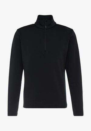 Fleece jumper - nero