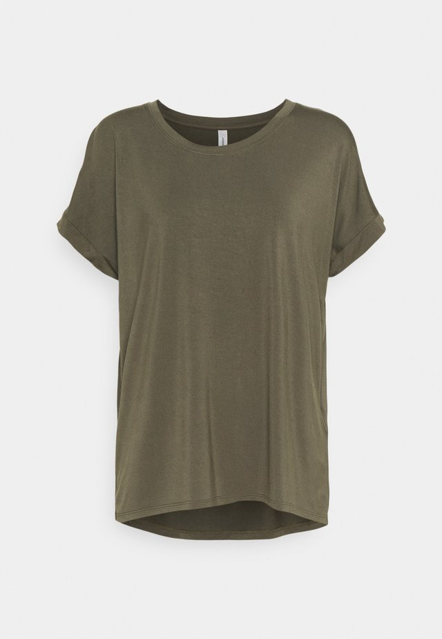 SC-MARICA 33 - T-shirts - dark army