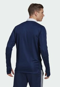 adidas Performance - TIRO21 TR TOP - Longsleeve - blue - 1