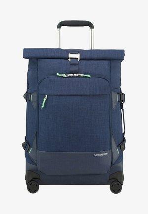 ZIPROLL - Wheeled suitcase - night blue