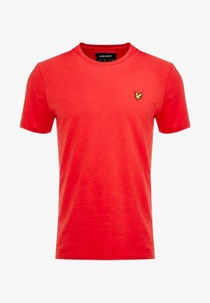 T-shirt basic - gala red