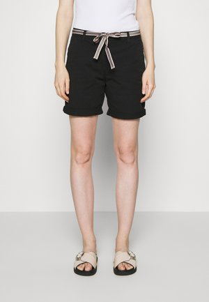 Shorts - deep black