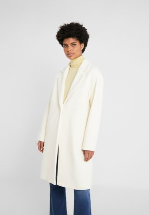 MARENAS - Classic coat - natural