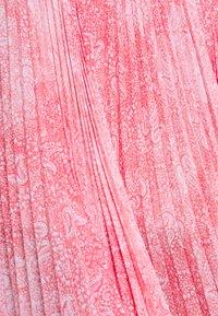 MICHAEL Michael Kors - PLEATED SKIRT - A-snit nederdel/ A-formede nederdele - geranium - 6