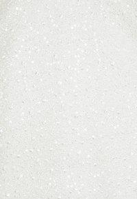 YAS - YASSINGER STRAP DRESS - Společenské šaty - star white - 2