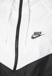 Nike Sportswear - Training jacket - white/black - 4