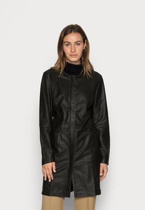 JACKET - Klasický kabát - black