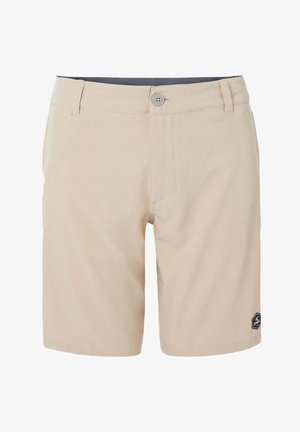 HYBRID - Swimming shorts - beige