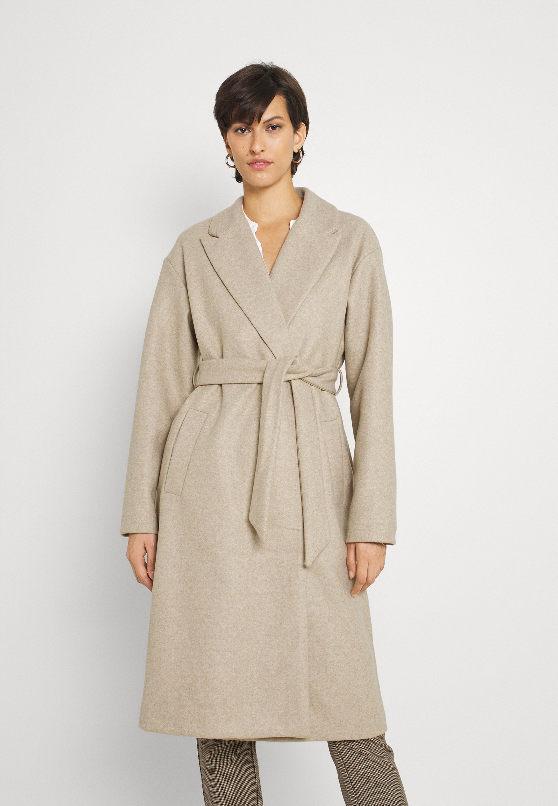 Women VMFORTUNE LONG JACKET - Classic coat