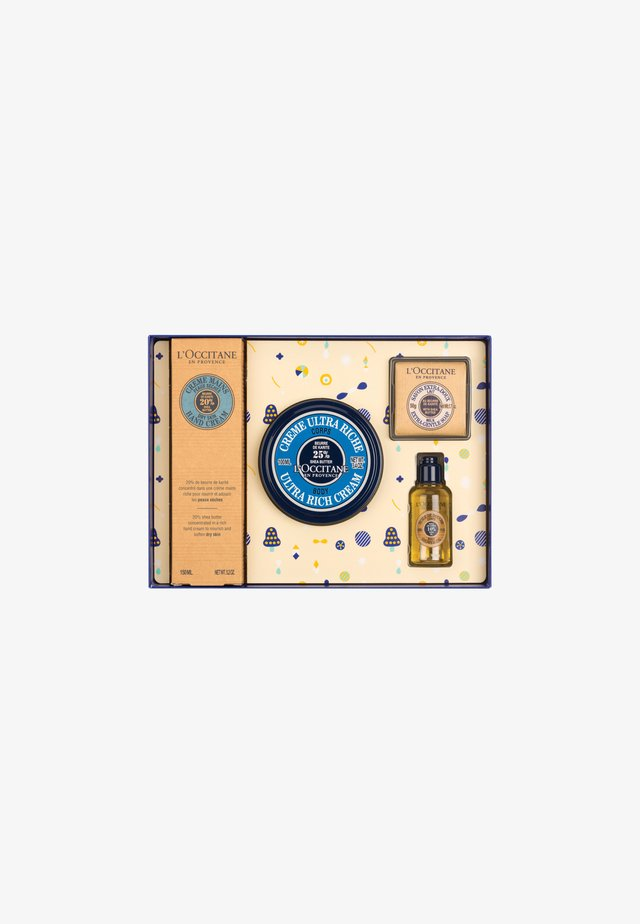 SHEA BODY CARE GIFT BOX - Skincare set - -