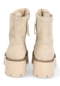 MJUS - Lace-up ankle boots - panna - 3