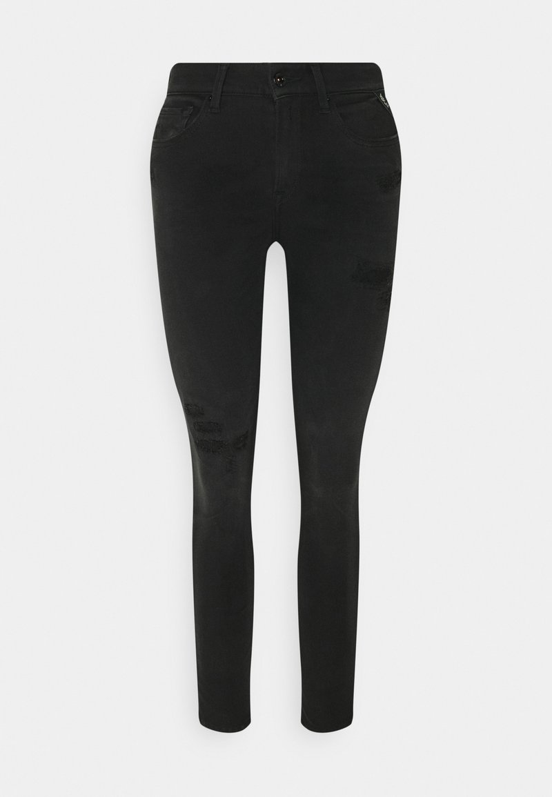 Replay - NEW LUZ PANTS - Jeans Skinny Fit - black