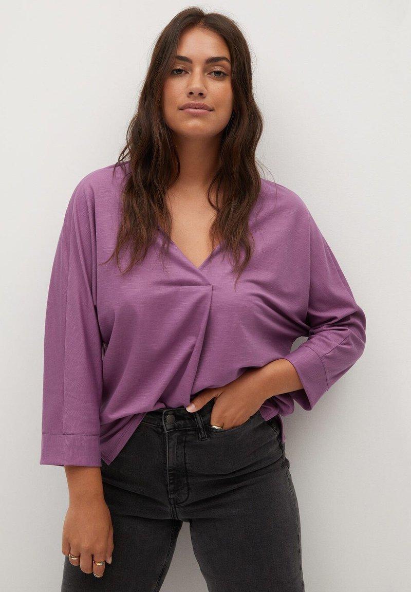 Violeta by Mango - BAMBO - Blouse - pink