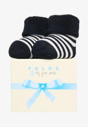 ERSTLINGSRINGEL - Ponožky - marine