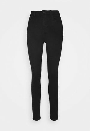 PCHIGHFIVE  - Jeans Skinny Fit - black