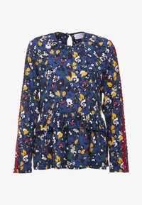 Libertine-Libertine - RECORD - Blouse - navy flower - 4