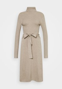 Anna Field - Jumper dress - tan - 4