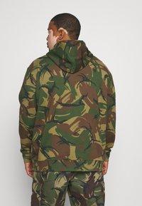 Polo Ralph Lauren Big & Tall - LONG SLEEVE - Zip-up sweatshirt - british elmwood - 2