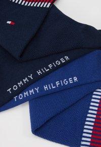 Tommy Hilfiger - MEN SOCK NEW PETE 2 PACK - Calcetines - dark navy - 2