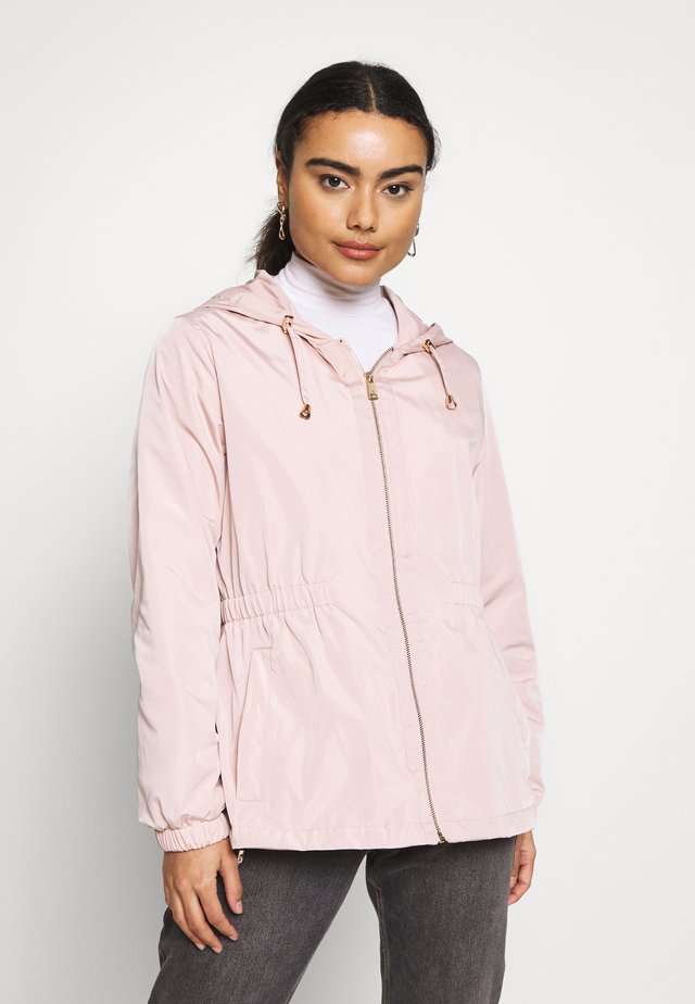 ANORAK SYNTHETIC JACKET - Parkatakki - pink