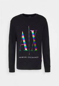 Armani Exchange - Mikina - black - 3