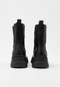 Marc O'Polo - MAIA - Platform ankle boots - black - 3